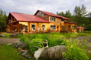 Kantishna Roadhouse Awarded Gold LEED Certification