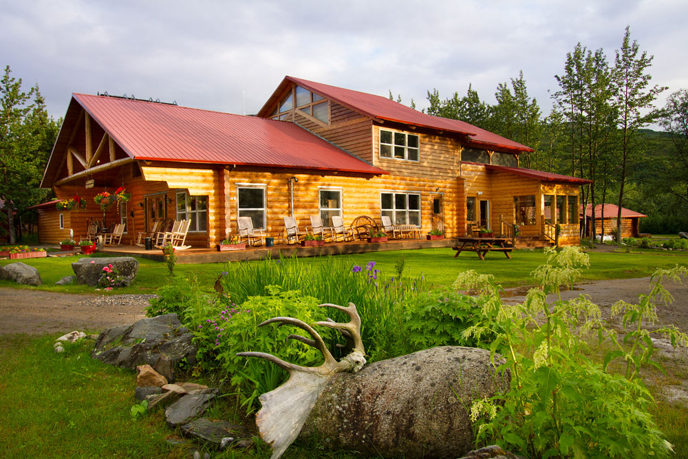 Kantishna Roadhouse Awarded Gold Leed Certification Kantishna