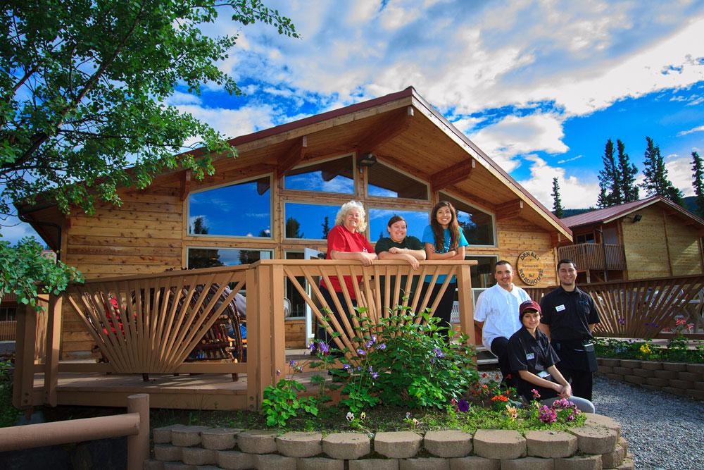 Visions Of Denali Park 2012