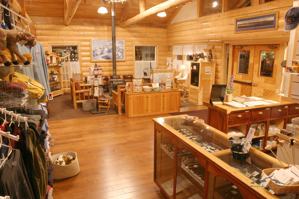 Kantishna Roadhouse Giftshop