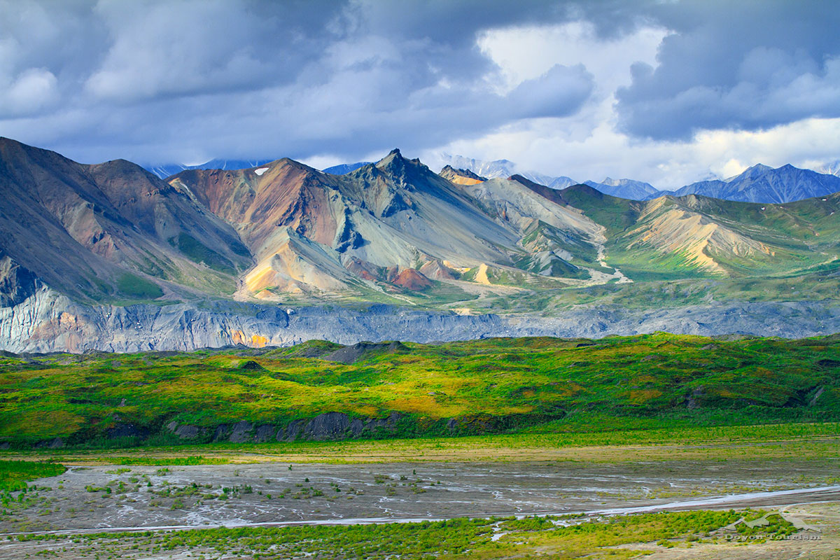 mountain-rainge-in-denali-park