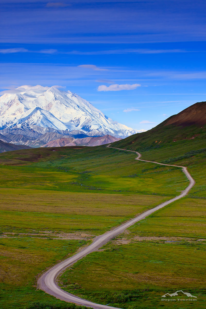 road-in-denali-park
