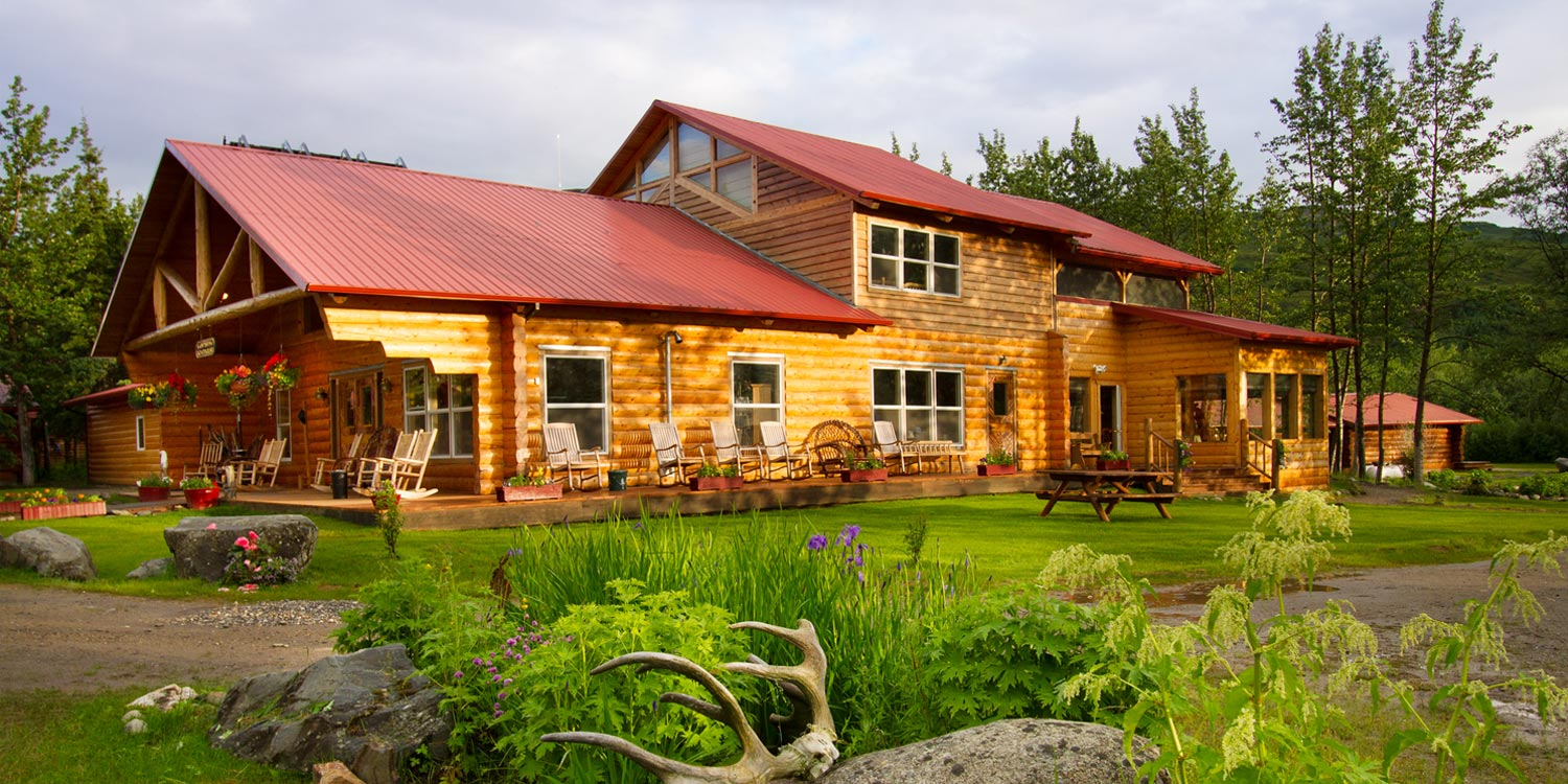 Exceptionnel Kantishna Roadhouse : Backcountry Lodge In Denali National Park