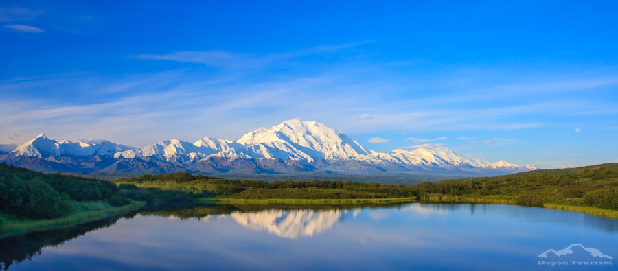 Why the Sun Shines All Night in Denali National Park
